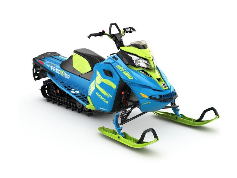 "2017 Ski-Doo Freeride 137 Powdermax 2.25"" in Hanover, Pennsylvania"