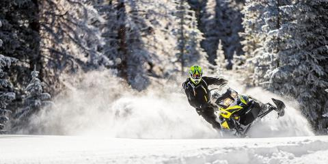 "2017 Ski-Doo Summit SP 146 600 H.O. E-TEC E.S., PowderMax 2.5"" in Hotchkiss, Colorado"