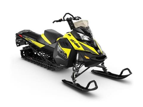 "2017 Ski-Doo Summit SP 154 600 H.O. E-TEC, PowderMax 2.5"" in Bozeman, Montana"