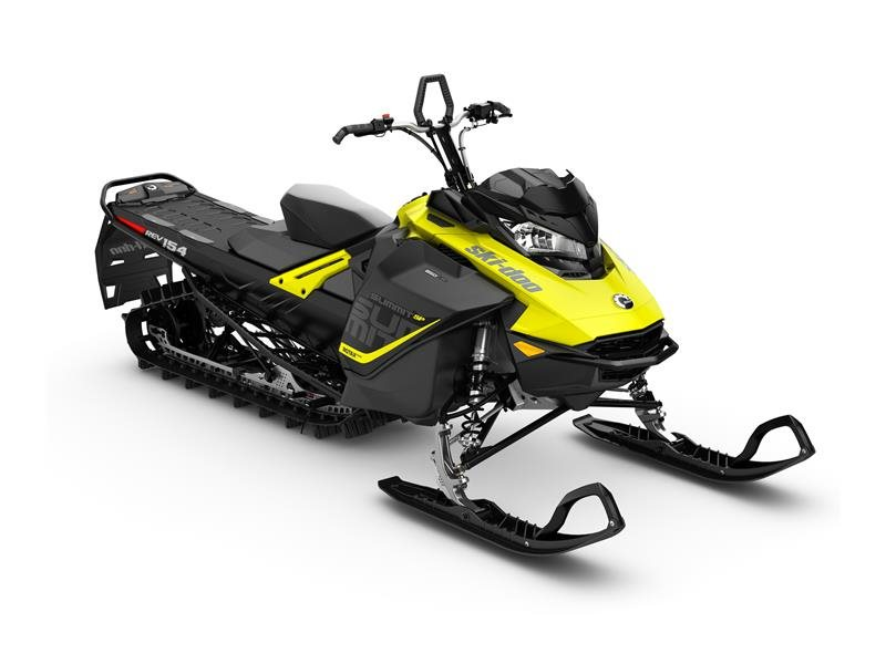 "2017 Ski-Doo Summit SP 154 850 E-TEC E.S., PowderMax 2.5"" in Butte, Montana"