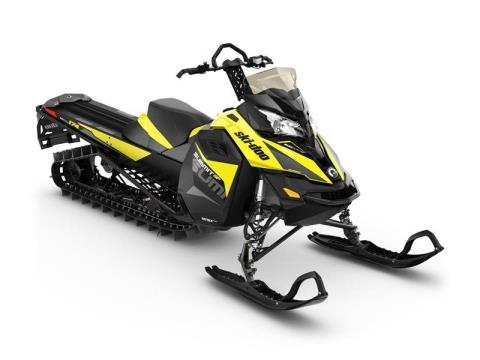 "2017 Ski-Doo Summit SP 174 800R E-TEC E.S., PowderMax 3.0"" in Dickinson, North Dakota"
