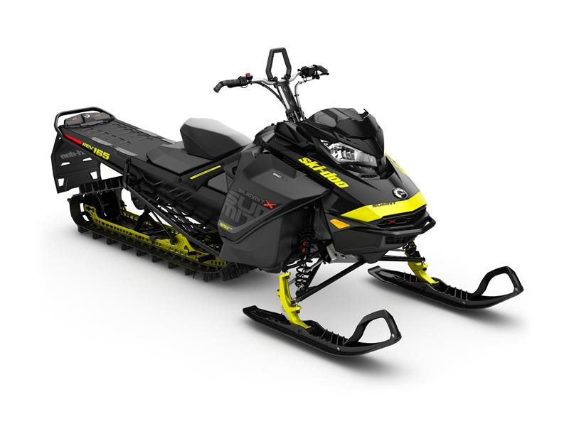 "2017 Ski-Doo Summit X 165 850 E-TEC E.S., PowderMax 2.5"" in Hanover, Pennsylvania"