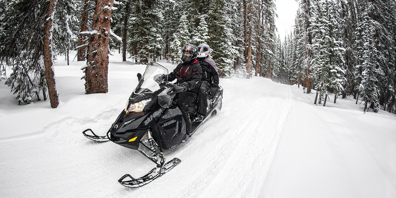 2017 Ski-Doo Grand Touring LE 600 H.O. E-TEC in Hanover, Pennsylvania