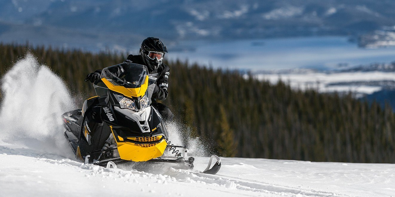 2017 Ski-Doo MXZ Blizzard 800R E-TEC in Pendleton, New York