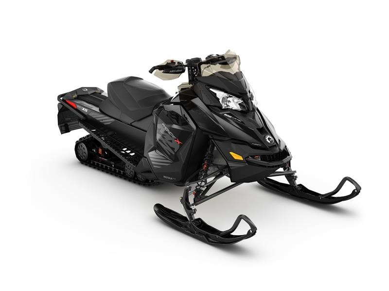 2017 Ski-Doo MXZ X 600 H.O. E-TEC w/ Adj. Pkg. Ice Ripper XT in Butte, Montana