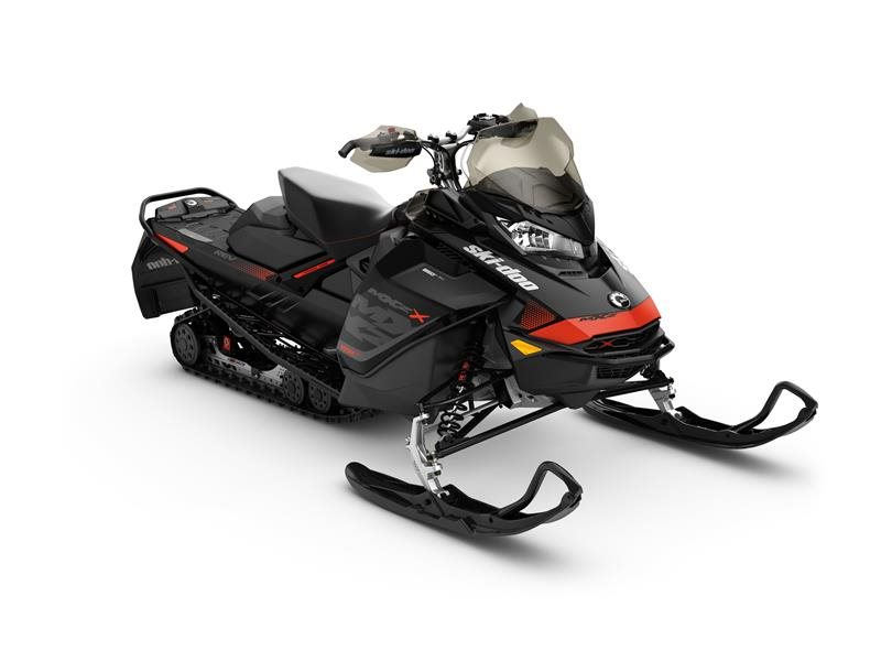2017 Ski-Doo MXZ X 850 E-TEC Ice Ripper XT in Hotchkiss, Colorado
