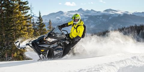 2017 Ski-Doo Renegade Backcountry 600 H.O. E-TEC E.S. in Lancaster, New Hampshire