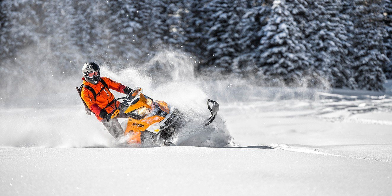 "2017 Ski-Doo Renegade Backcountry X 800R E-TEC Cobra 1.6"" in Pendleton, New York"