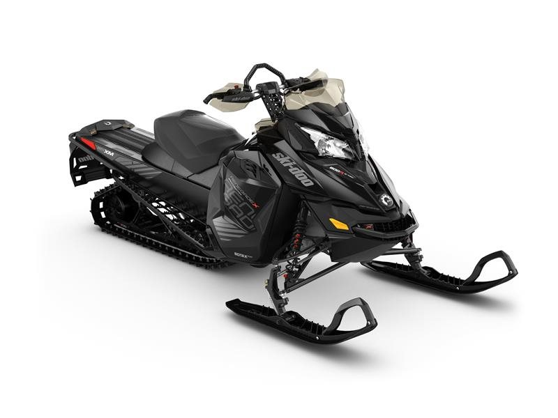 "2017 Ski-Doo Renegade Backcountry X 800R E-TEC E.S. Powdermax 2.0"" in Wasilla, Alaska"