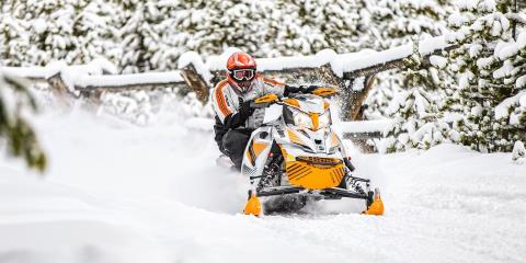 "2017 Ski-Doo Renegade X-RS 800R E-TEC E.S. w/Adj. pkg. Ripsaw 1.5"" in Butte, Montana"