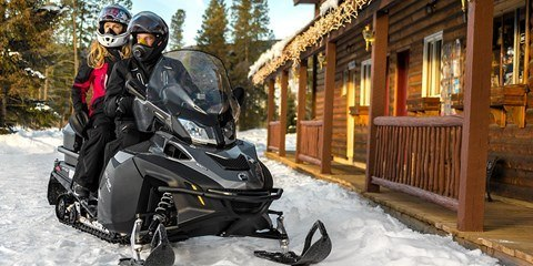 2017 Ski-Doo Expedition SE 600 H.O. E-TEC in Wasilla, Alaska