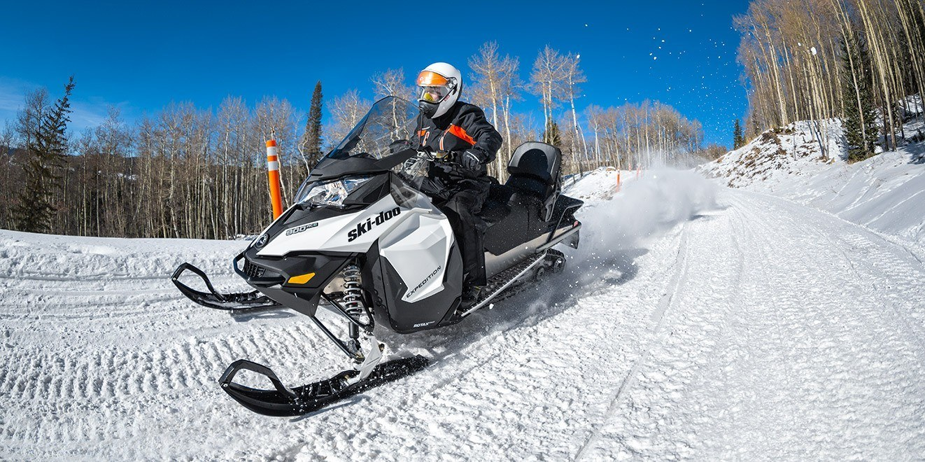 2017 Ski-Doo Expedition Sport 550F in Hotchkiss, Colorado
