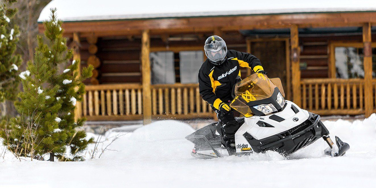2017 Ski-Doo Tundra LT 550F in Salt Lake City, Utah