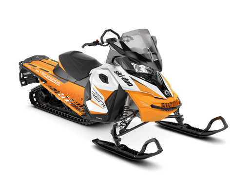 2018 Ski-Doo Renegade Backcountry 850 E-TEC in Clinton Township, Michigan