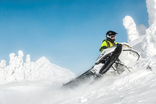 2018 Ski-Doo Freeride 137 850 E-TEC Powdermax 2.25 S_LEV in Presque Isle, Maine
