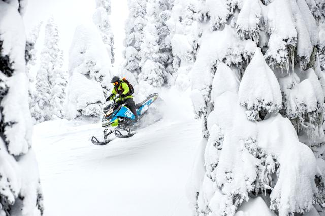 2018 Ski-Doo Freeride 165 850 E-TEC ES PowderMax 3.0 S_LEV in Wenatchee, Washington