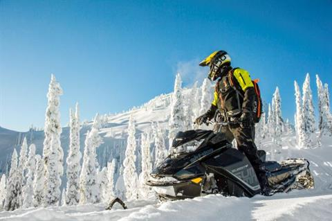 2018 Ski-Doo Summit SP 165 850 E-TEC ES, PowderMax Light 3.0 in Brookfield, Wisconsin