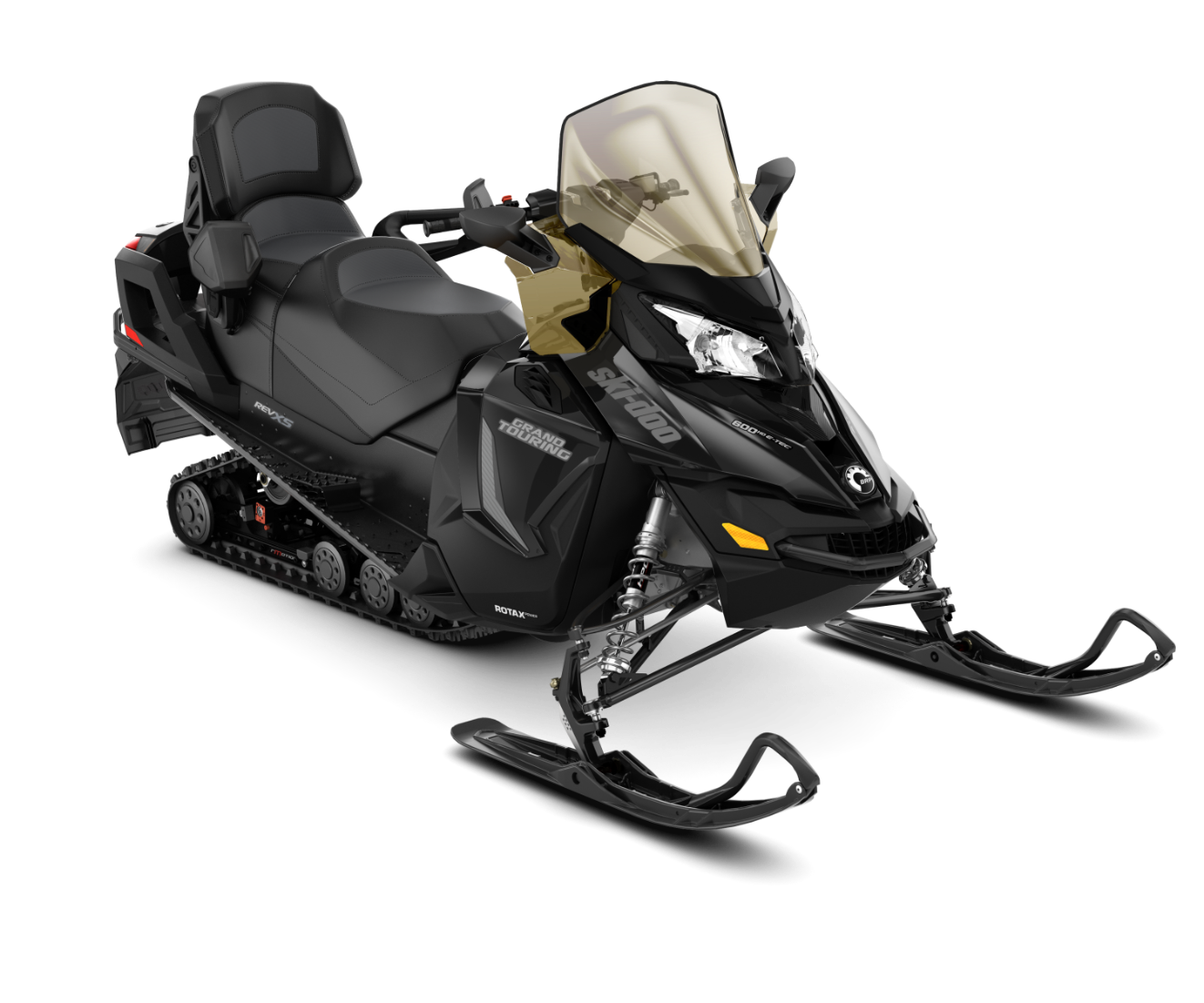 2018 Ski-Doo Grand Touring LE 600 HO E-TEC ES Ripsaw 1.25 STIS in Moses Lake, Washington