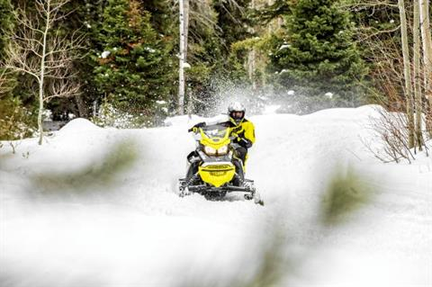 2018 Ski-Doo MXZ Blizzard 600 HO E-TEC in Wenatchee, Washington