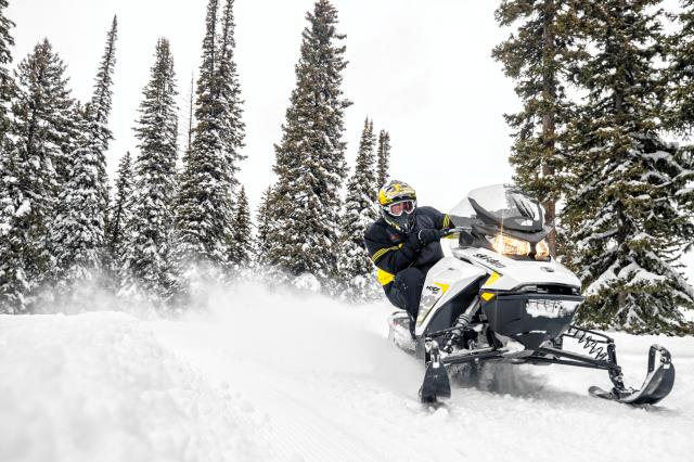 2018 Ski-Doo MXZ TNT 1200 4-TEC in Barre, Massachusetts