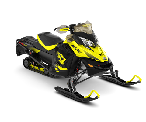 2018 Ski-Doo MXZ X 1200 4-TEC w/ Adj. Pkg. Ice Cobra 1.6 in Moses Lake, Washington