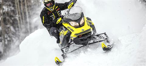 2018 Ski-Doo MXZ X 850 E-TEC w/ Adj. Pkg. Ice Ripper XT 1.25 in Baldwin, Michigan