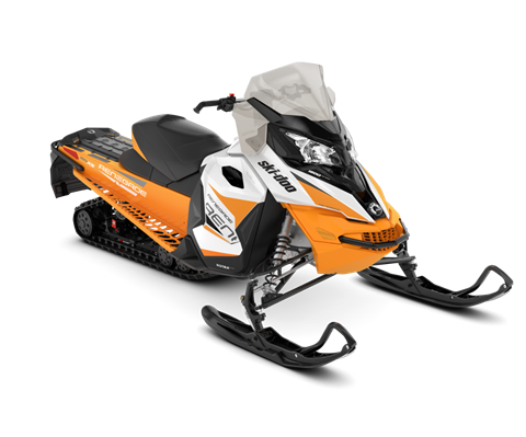 2018 Ski-Doo Renegade Adrenaline 1200 4-TEC in Honesdale, Pennsylvania