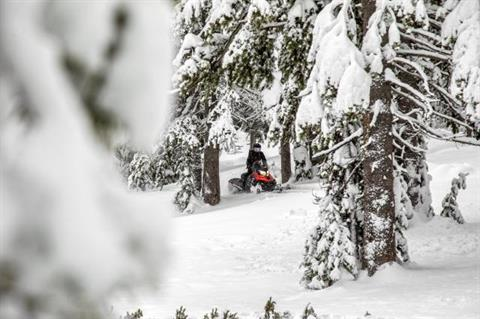 2018 Ski-Doo Renegade Enduro 600 HO E-TEC ES in Moses Lake, Washington