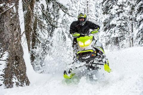 2018 Ski-Doo Renegade X-RS 850 E-TEC ES w/ Adj. Pkg. Ice Cobra 1.6 in Evanston, Wyoming