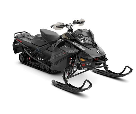 2018 Ski-Doo Renegade X-RS 850 E-TEC ES w/ Adj. Pkg. Ripsaw 1.25 in Dickinson, North Dakota