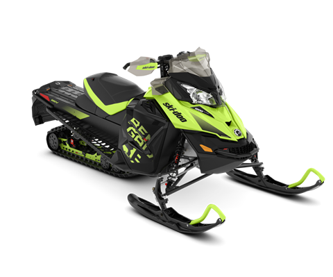 2018 Ski-Doo Renegade X 1200 4-TEC ES w/ Adj. Pkg Ripsaw 1.25 in Moses Lake, Washington