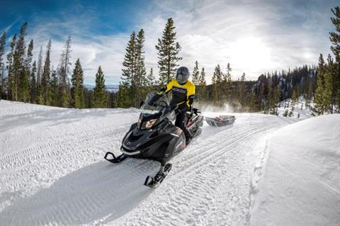 2018 Ski-Doo Skandic SWT 600 H.O. E-TEC in Moses Lake, Washington
