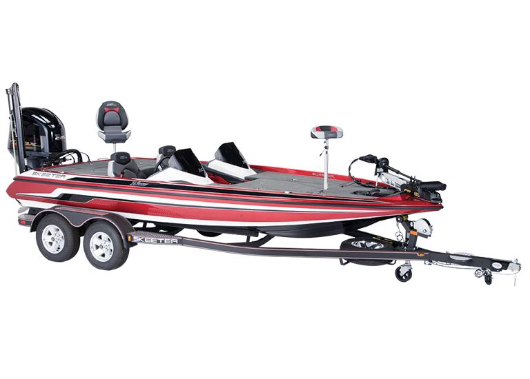 2015 Skeeter ZX 225 in Bryant, Arkansas