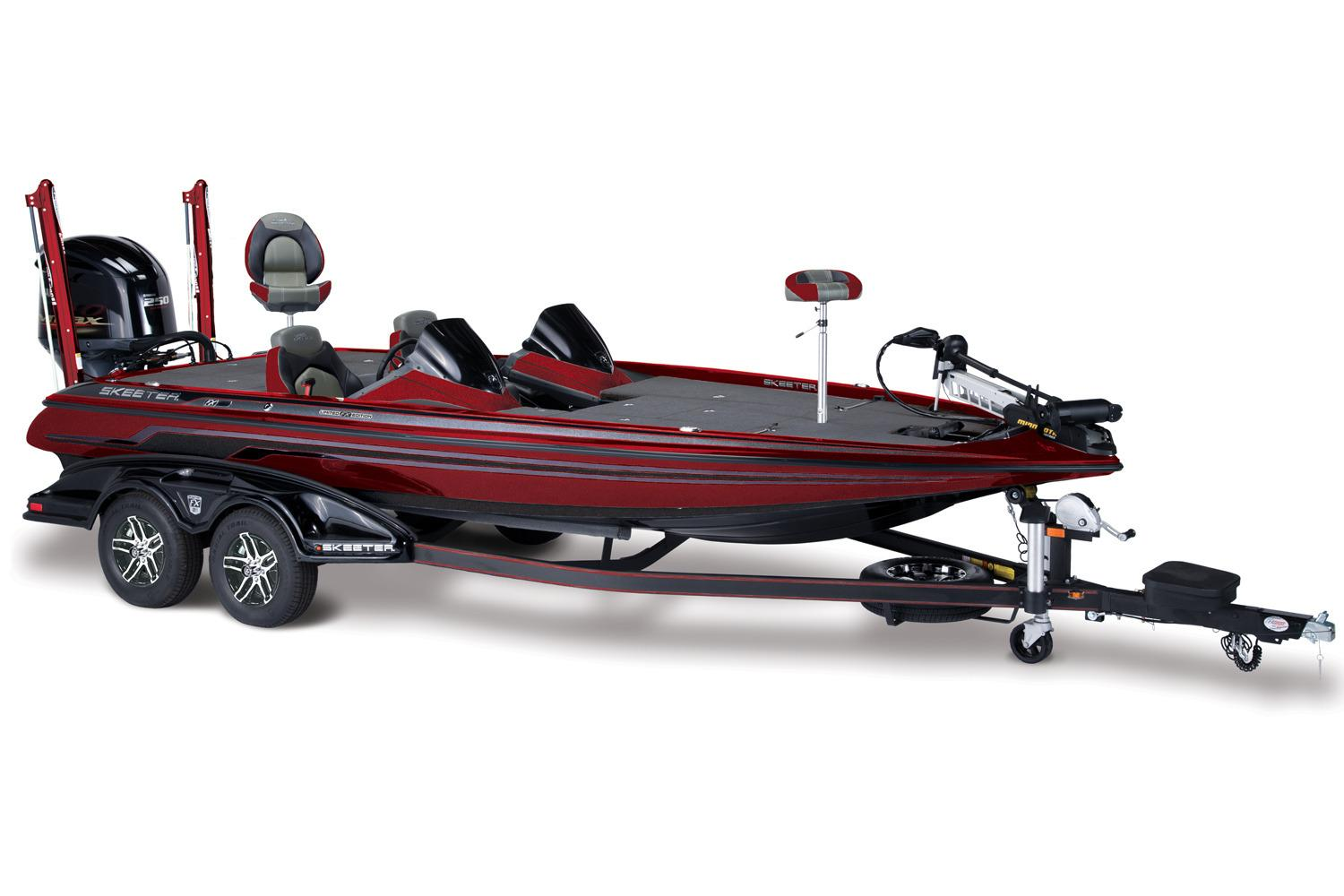 2016 Skeeter FX 21 Limited Edition in Bryant, Arkansas
