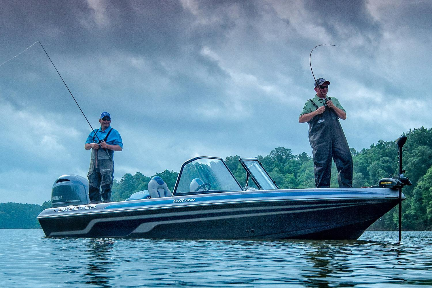 2016 Skeeter WX 1910 in Bryant, Arkansas