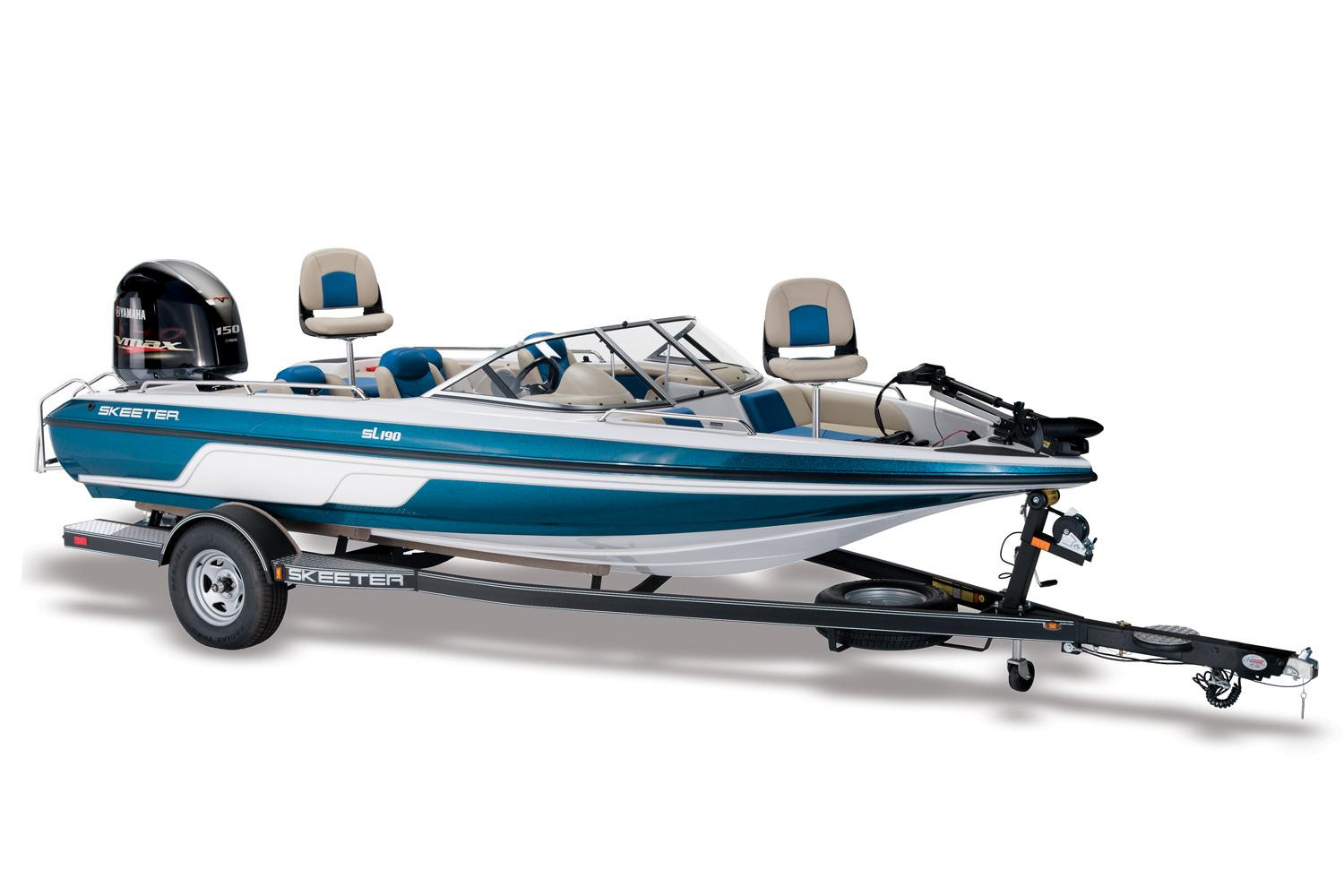 2016 Skeeter SL 190 in Bryant, Arkansas