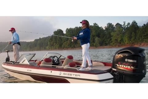 2016 Skeeter SL 210 in Bryant, Arkansas
