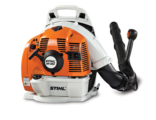 2017 Stihl BR 350 in Greenville, North Carolina