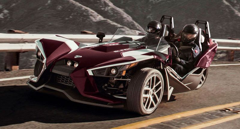 2017 Slingshot Slingshot SL LE in Auburn, Washington