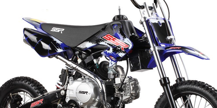 2017 SSR Motorsports SR125 Auto in Lancaster, South Carolina