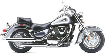 2003 Suzuki Intruder® LC 1500 in Saint Clairsville, Ohio