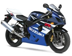 2004 Suzuki GSX-R600 in Banning, California