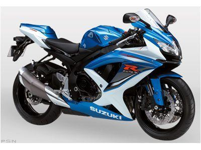 2009 Suzuki GSX-R750 in Banning, California