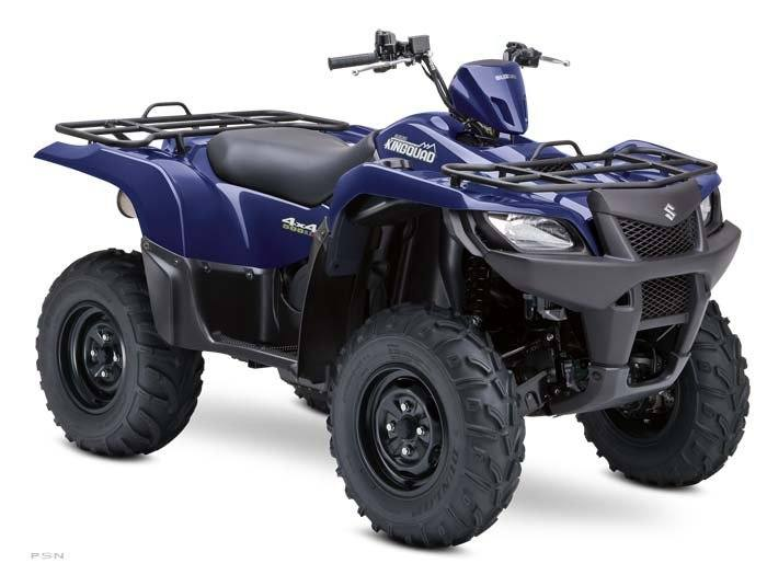 2012 Suzuki KingQuad® 500AXi in Heber City, Utah