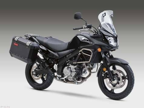 2012 Suzuki V-Strom 650 ABS Adventure in Johnson City, Tennessee