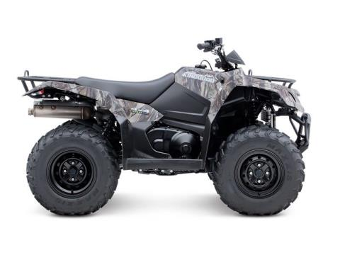 2015 Suzuki KingQuad 400ASi Camo in Broken Arrow, Oklahoma
