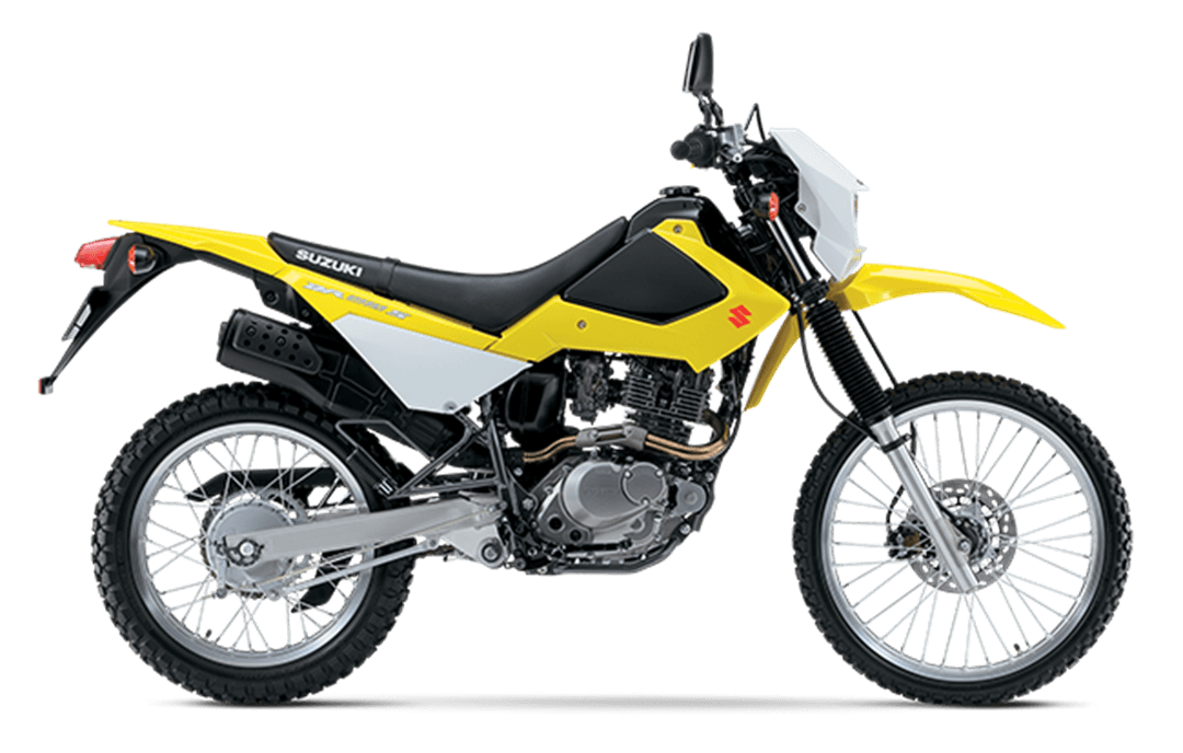 2015 Suzuki DR200S in Highland Springs, Virginia