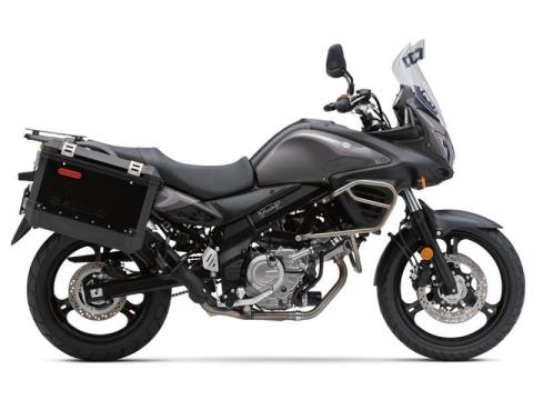2015 Suzuki V-Strom 650 ABS Adventure in Broken Arrow, Oklahoma