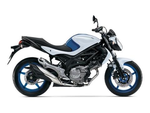 2015 Suzuki SFV650 in Cohoes, New York