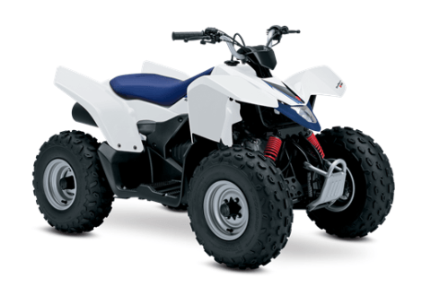 2016 Suzuki QuadSport Z90 in Yuba City, California
